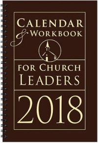 calendar and workbook for church leaders
